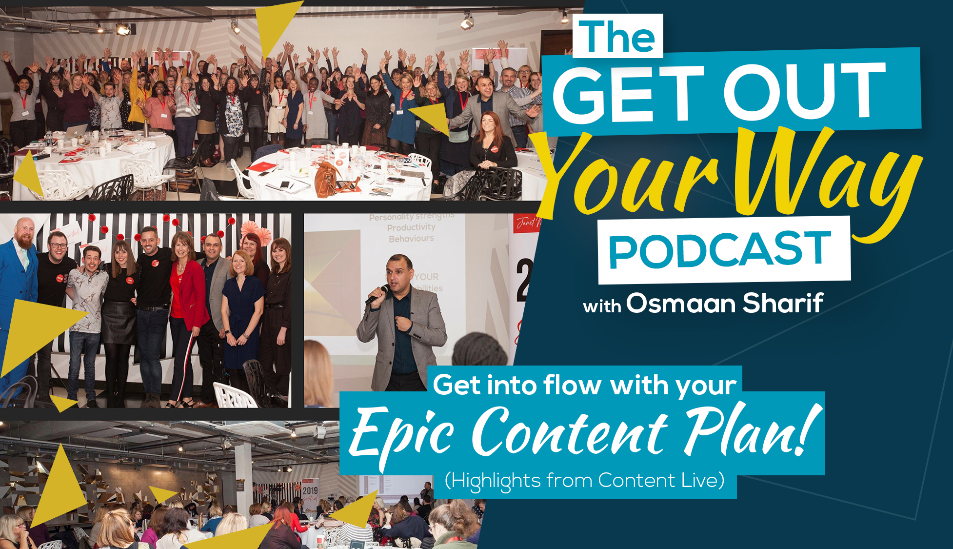 Get into flow with your epic content plan